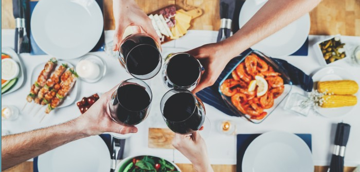 Rotwein Rezepte: Diese Mahlzeiten passen perfekt zu Rotwein