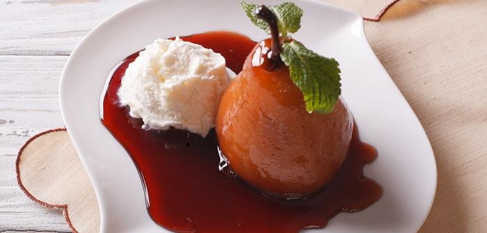 Rotweinbirnen einlegen: Rezepte & Küchenanregungen