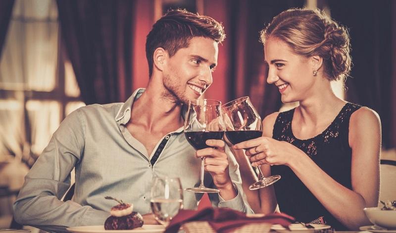 Zu dunklem Fleisch passt am besten auch ein guter Rotwein. (#2)