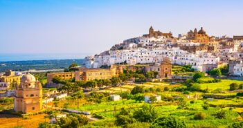 Weine aus Apulien: Ein Genuss für Weinkenner und solche, die es werden wollen ( Foto: Shutterstock- StevanZZ )